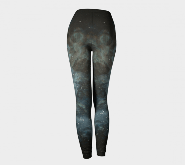 Nebula Leggings, Space Leggings, Galaxy Leggings