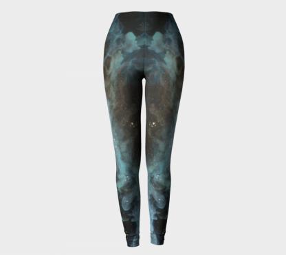 Nebula Leggings, Space Leggings, Galaxy Leggings