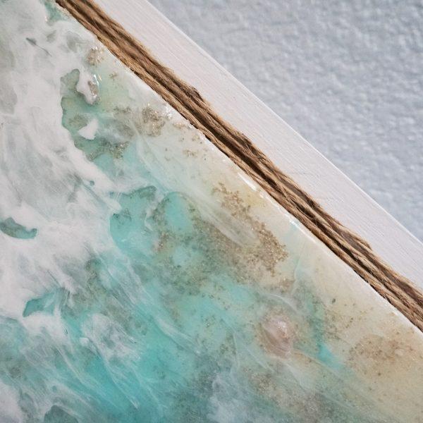 beach art, sand art, 3d art