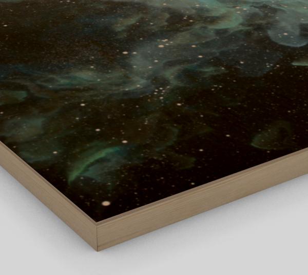 Nebula Seven Wood Print 2