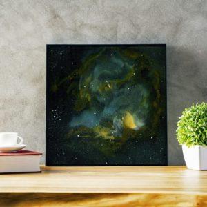 space art, galaxy art, nebula art