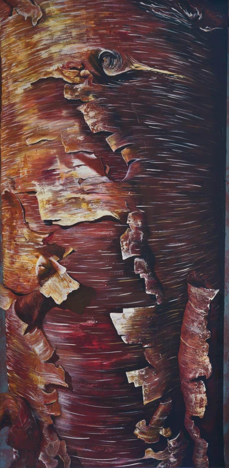 nature art, tree art, tree bark