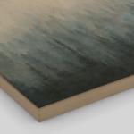 Rush Wood Print 2
