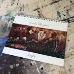 2020 Nature Art Calendar by Emily Magone 3 e1571452260844