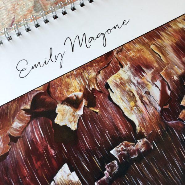 2020 Nature Art Calendar by Emily Magone 43 e1571451910244
