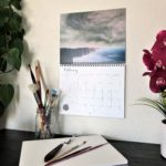 2020 Nature Art Calendar by Emily Magone 46