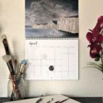 2020 Nature Art Calendar by Emily Magone 50