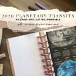 2020 Planets Cover Photo