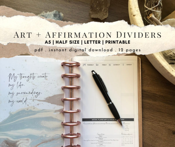 Affirmations Cover Photo