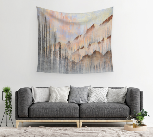 Afterburn Tapestry