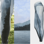 Blue Mountain Leggings