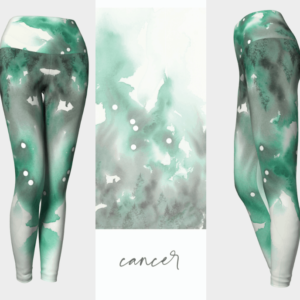 Cancer Zodiac Leggings