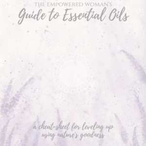 Essential Oil Guide 3