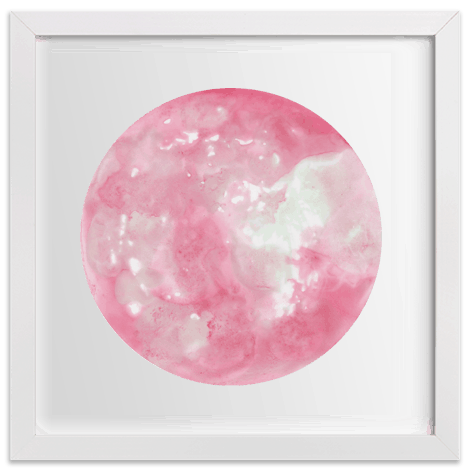 """Flower Moon"" Prints"