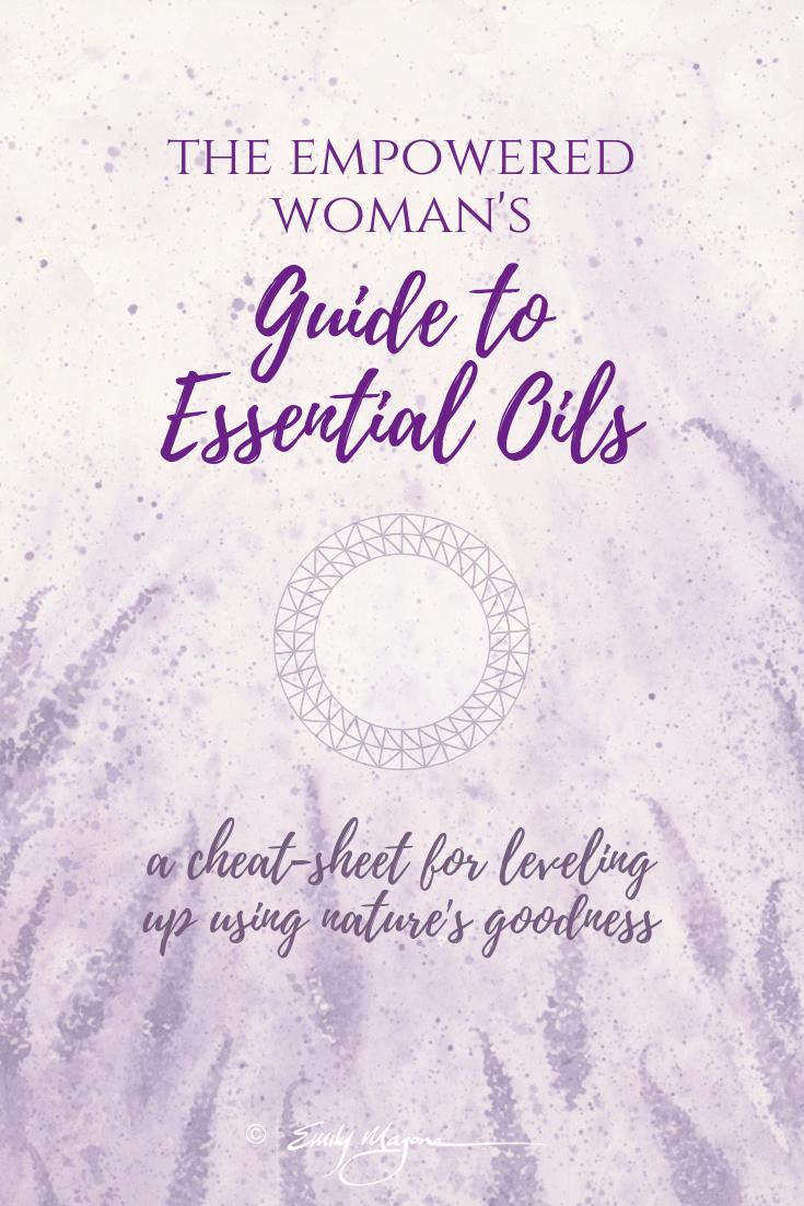 Free stuff essential oil guide Pin
