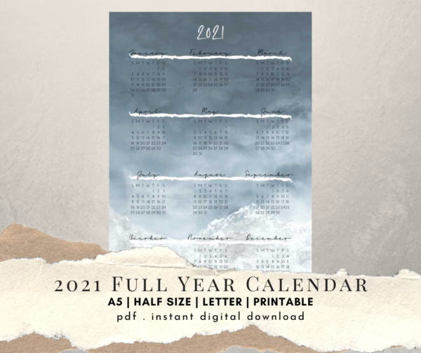 Full Year Cover Photo