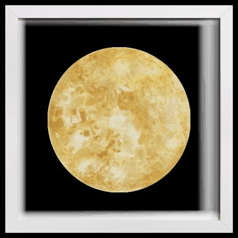 """""""Golden Moon"""" Prints"""