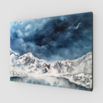 Illumination Canvas Print