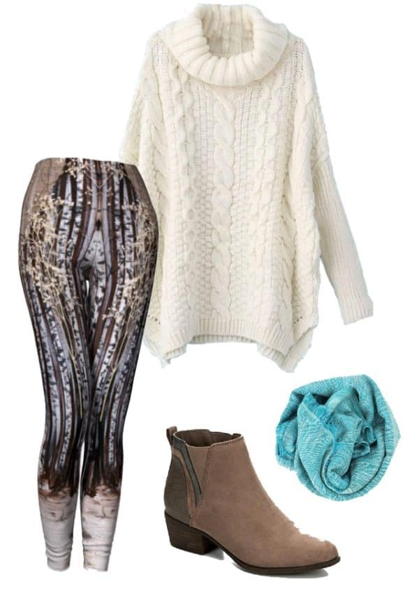Leggings Aspen Grove Leggings Outfit Ideas 1