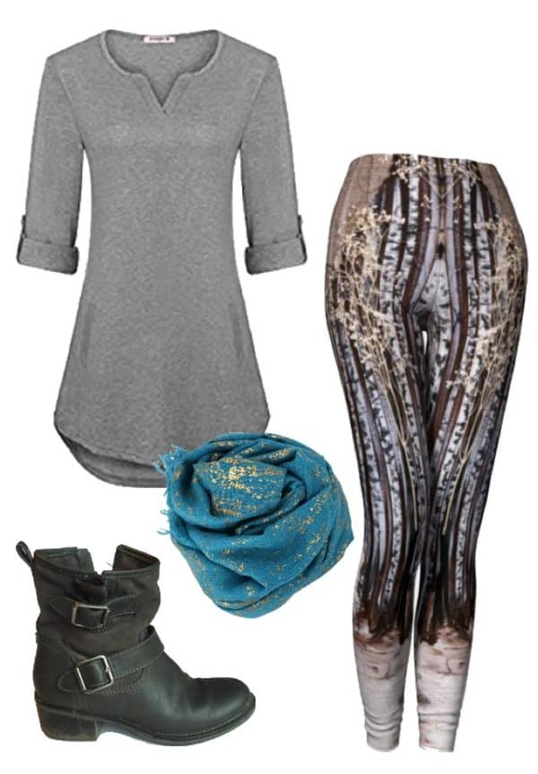 Leggings Aspen Grove Leggings Outfit Ideas 3