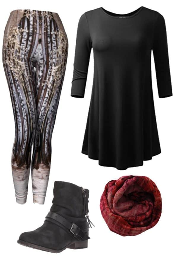 Leggings Aspen Grove Leggings Outfit Ideas 4