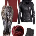 Leggings Aspen Grove Leggings Outfit Ideas 5