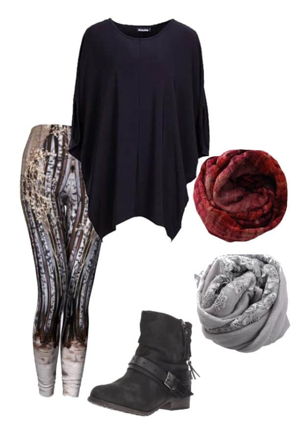 Leggings Aspen Grove Leggings Outfit Ideas 6
