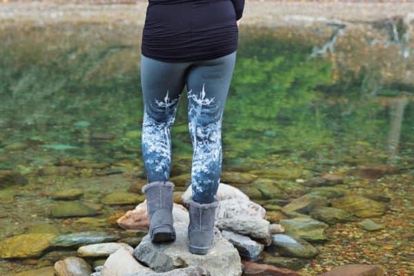 Leggings Black Forest Leggings 6