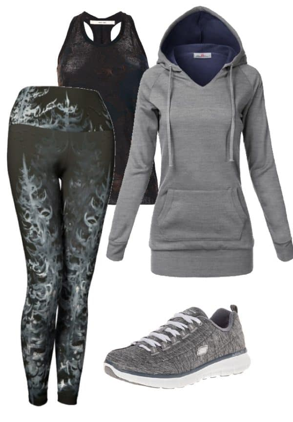 Leggings Black Forest Leggings Outfit Ideas 3