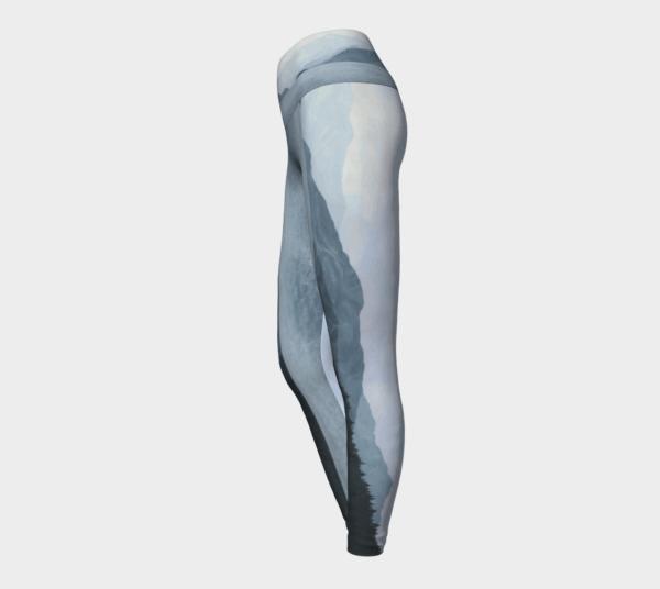 Leggings Blue Mountain Leggings 1