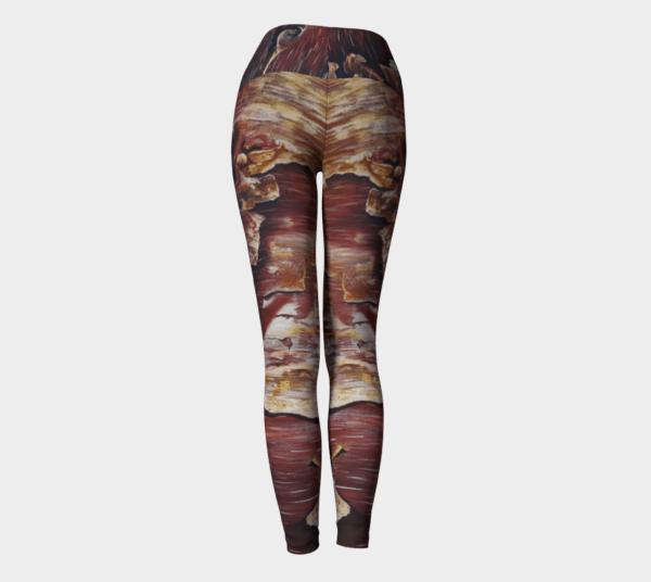 Leggings Peeling Bark Leggings 5