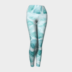 Leggings Watercolor Sea Leggings 2
