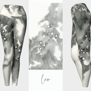 Leo Zodiac Leggings