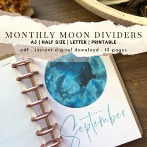 Moon Divider Cover Photo