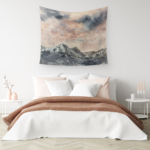 Morning Glory Tapestry