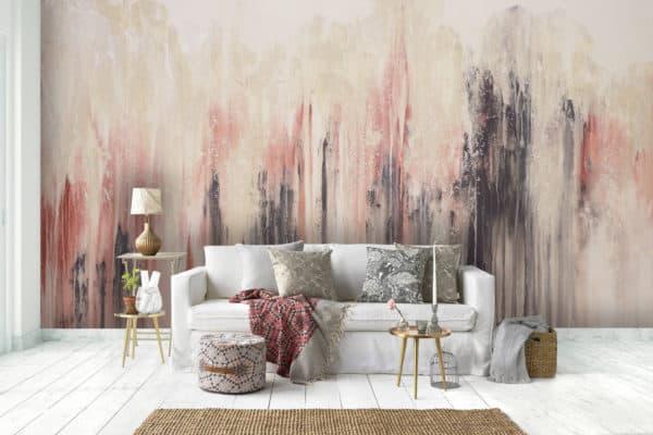 Murals Modern Abstract Wall Mural 3 1