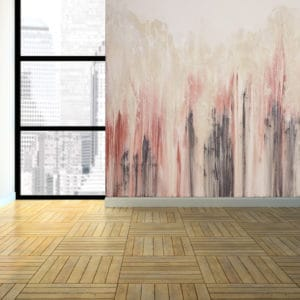 Murals Modern Abstract Wall Mural 4