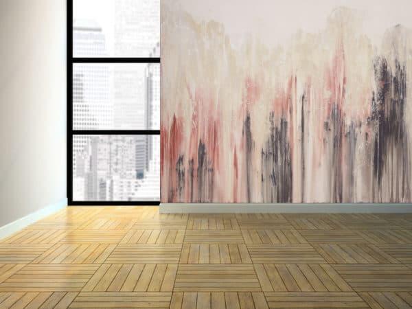 Murals Modern Abstract Wall Mural 4