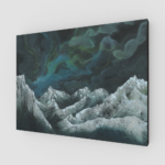 Nebula Twelve Canvas Print