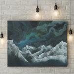 Nebula Twelve Print Mockup