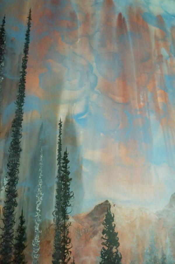 Original Painting Afterburn 9