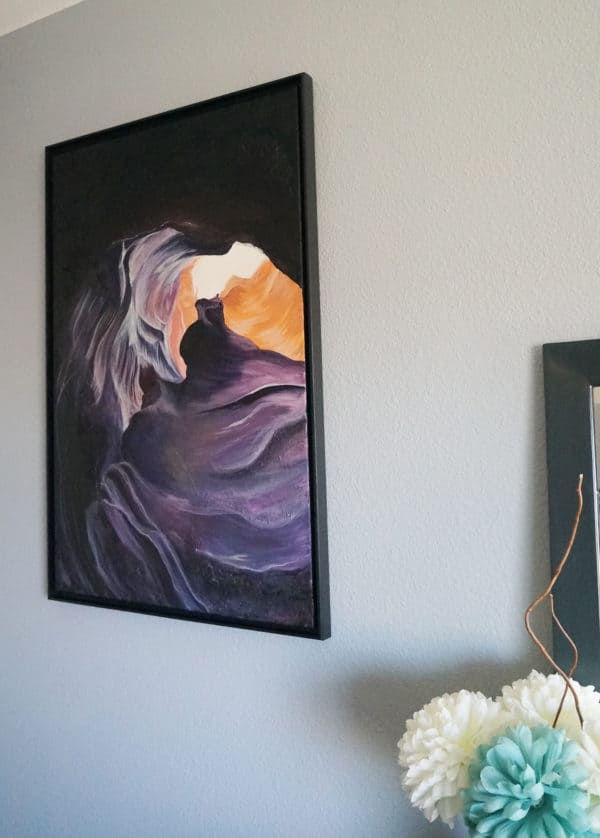 Original Painting Antelope Canyon Two 19