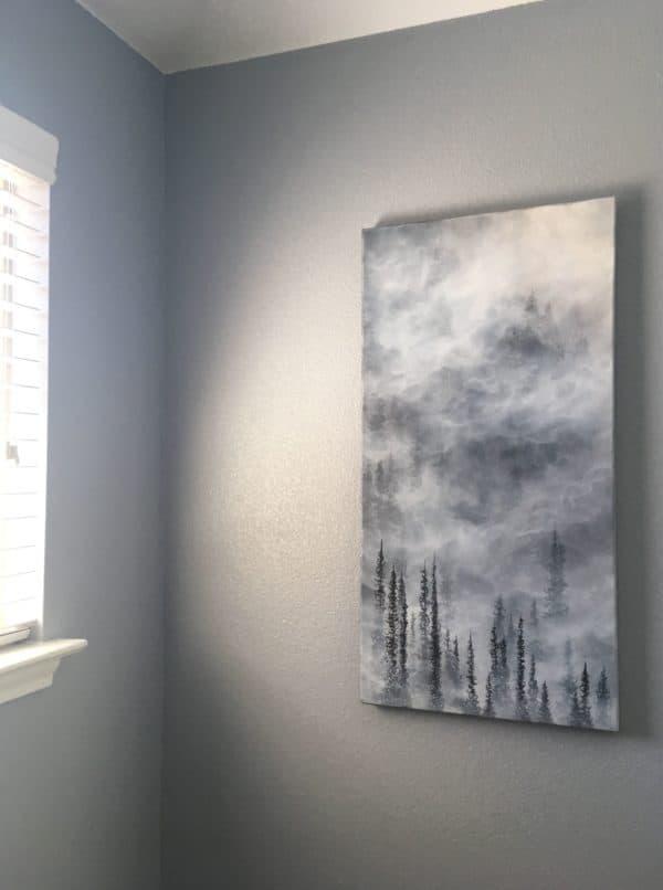 Original Painting Clarity 5