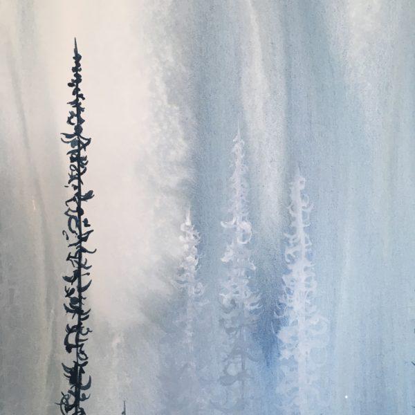Original Painting Deep 10