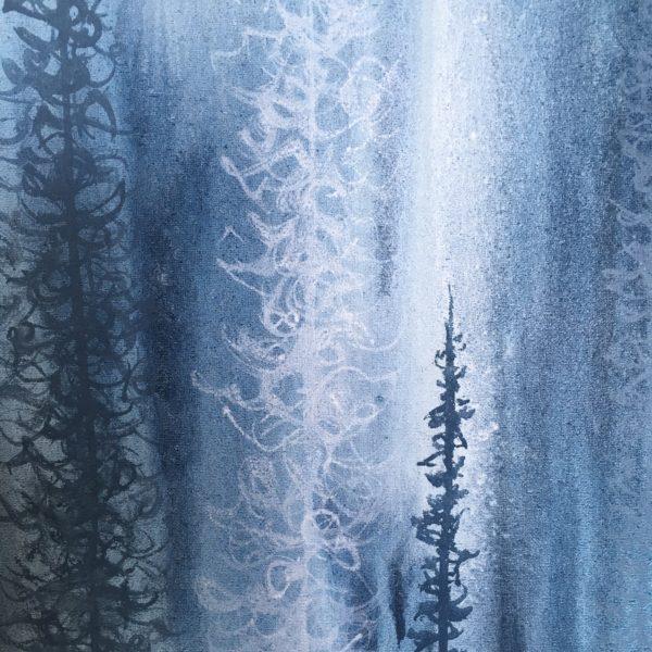 Original Painting Deep 12