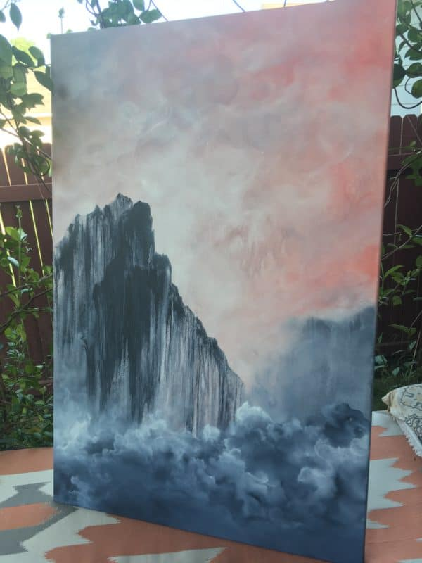Original Painting Ethereal 12