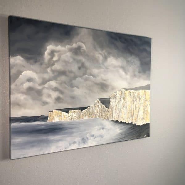 Original Painting Glorious 7 1