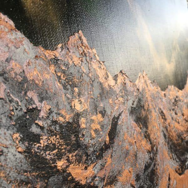 Original Painting Nebula Fourteen 6