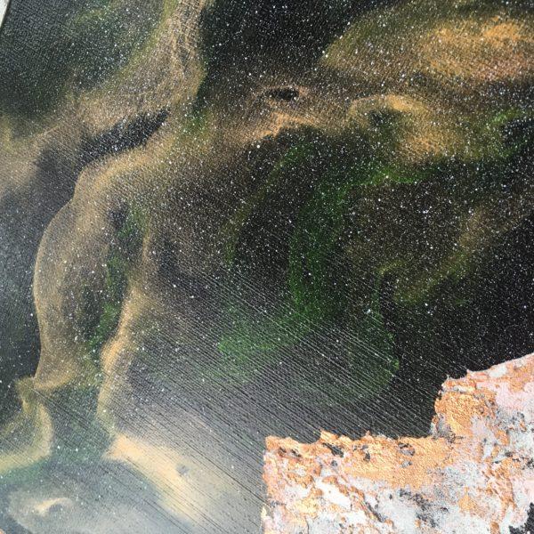 Original Painting Nebula Fourteen 9 2