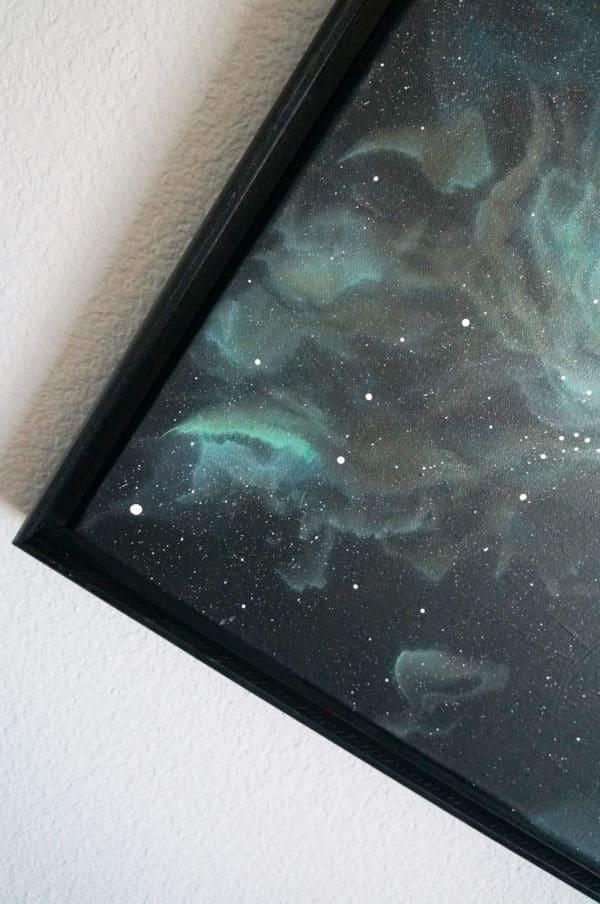 Original Painting Nebula Seven 4